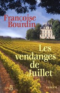 Lien de téléchargement gratuit du livre électronique Les vendanges de Juillet 9782714441539 par Françoise Bourdin