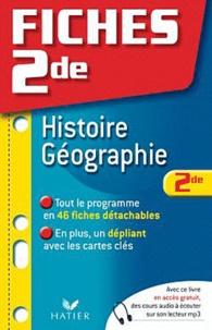 Françoise Bouron - Histoire-Géographie.