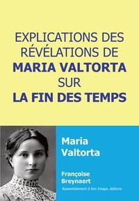 Deedr.fr Explications des révélations de Maria Valtorta sur la fin des temps Image