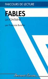 """Françoise Burellier - """"Fables"""", La Fontaine."""