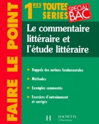 Accentsonline.fr Le commentaire littéraire et l'étude littéraire 1ère Image