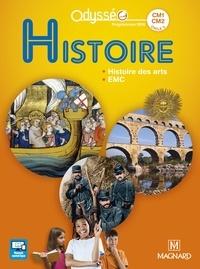 Françoise Changeux-Claus - Histoire CM1-CM2.