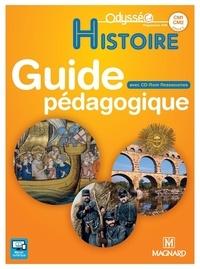 Françoise Changeux-Claus et Marie Dietsch-Volkringer - Histoire CM1-CM2 - Guide pédagogique. 1 Cédérom
