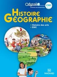 Téléchargement gratuit de livre d'ordinateur en pdf Histoire Géographie CM1 Odysséo 9782210506398