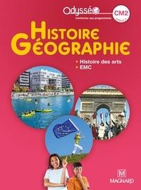 Françoise Changeux-Claus et Marie-Jeanne Ouriachi - Histoire-Géographie CM2.