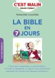 Françoise Claustres - La Bible en 7 jours.