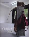 Françoise Cohen - Pour un art pauvre - (Inventaire du monde et de l'atelier).