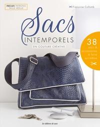 Françoise Collomb - Sacs intemporels en couture créative.