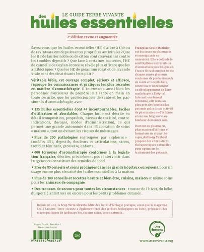 Le guide Terre vivante des huiles essentielles 2e édition revue et augmentée