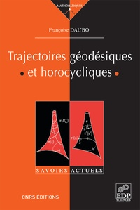 Trajectoires géodésiques et horocycliques - Françoise Dal'Bo pdf epub