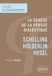 Françoise Dastur - Genèse de la pensée dialectique Schelling Holderlin Hegel.