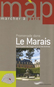 Françoise Dauliac-Massonnaud - Promenade dans Le Marais.