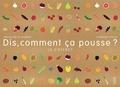 Françoise de Guibert et Clémence Pollet - Dis, comment ça pousse ? - Coffret avec 1 poster, 40 cartes mémo et 14 magnets.