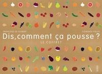 Accentsonline.fr Dis, comment ça pousse ? - Coffret avec 1 poster, 40 cartes mémo et 14 magnets Image