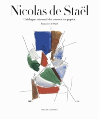 Checkpointfrance.fr Nicolas de Staël - Catalogue raisonné des oeuvres sur papier Image