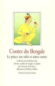 Histoiresdenlire.be Contes du Bengale - Le prince aux rubis et autres contes Image