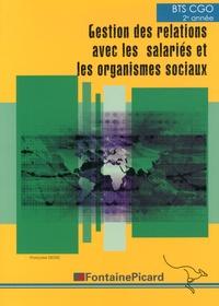 Gestion des relations avec les salariés et les organismes sociaux BTS CGO 2e annéz - Avec livret informatique CEGID.pdf