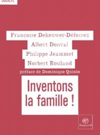 Françoise Dekeuwer-Défossez - .
