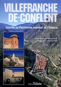 Françoise Démelin-Pellet - Villefranche-de-Conflent - Inscrite au Patrimoine mondial de l'Unesco.