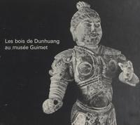 Françoise Denès et  Institut des hautes études chi - Catalogue raisonné des objets en bois provenant de Dunhuang et conservés au musée Guimet.