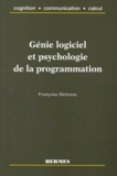 Françoise Détienne - Génie logiciel et psychologie de la programmation.