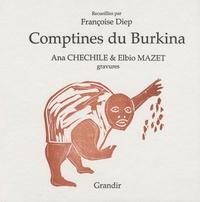 Françoise Diep et Ana Chechile - Comptines du Burkina.