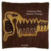 Françoise Diep et Tidiane N'Dongo - La colline au serpent. 1 CD audio