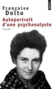 Goodtastepolice.fr Autoportrait d'une psychanalyste 1934-1988. Entretiens avec Alain et Colette Manier Image