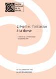 Françoise Dupuy et Monique Prigent - L'éveil et l'initiation à la danse.