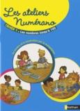 Françoise Duquesne-Belfais et Marie-Alix Girodet - Les ateliers Numérano - Cahier 1, Les nombres jusqu'à 100.