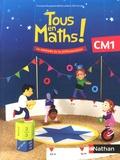 Françoise Duquesne-Belfais et Marie-Alix Girodet - Tous en maths ! CM1 - La méthode de différenciation.