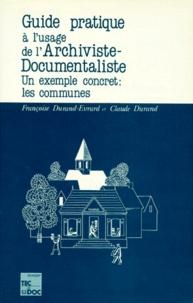 Françoise Durand-Evrard et Claude Durand - .