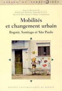 Alixetmika.fr Mobilités et changement urbain - Bogota, Santiago et São Paulo Image