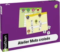 Deedr.fr Atelier Mots croisés Image