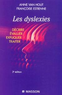 Deedr.fr Les dyslexies. Décrire, évaluer, expliquer, traiter, 3ème édition Image