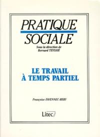 Françoise Favennec-Héry - Le travail à temps partiel.