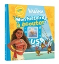 Françoise Fontana - Mon histoire à écouter Vaiana. 1 Clé Usb