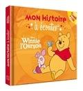 Françoise Fontana et Marie Jo Aznar - Winnie l'ourson. 1 CD audio