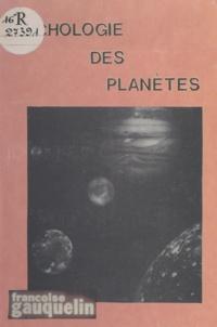 Françoise Gauquelin - Psychologie des planètes.