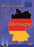 Françoise Gilles - Atlas des pays d'Europe - Allemagne.