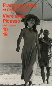 Ebook à téléchargement gratuit au format txt Vivre avec Picasso en francais 9782264042606 par Françoise Gilot, Carlton Lake PDF RTF iBook