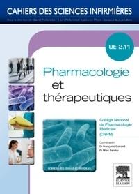 Françoise Goirand et Marc Bardou - Pharmacologie et thérapeutiques UE 2.11.