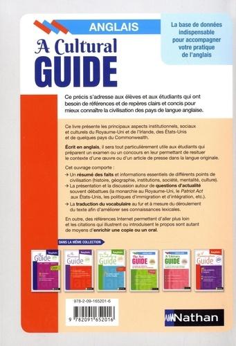 A Cultural Guide. Un précis culturel des pays du monde anglophone 3e édition