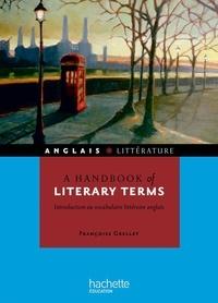 Satt2018.fr A handbook of literary terms - Introduction au vocabulaire littéraire anglais Image