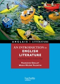 An introduction to english literature- From Philip Sidney to Graham Swift - Françoise Grellet | Showmesound.org