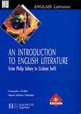Françoise Grellet et Marie-Hélène Valentin - An Introduction to English Litterature - From Philip Sidney to Graham Swift.