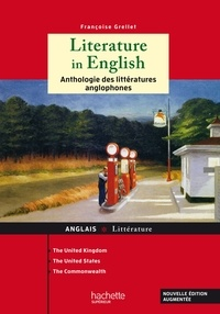 Françoise Grellet - Literature in english - Anthologie des littératures anglophones.