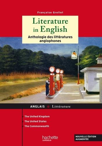 Françoise Grellet - Literature in english - Anthologie des littératures anglophones.