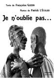 Françoise Guérin et Patrick L'écolier - Je n'oublie pas....