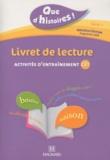 Françoise Guillaumond et Françoise Lagache - Livret de lecture - Activités d'entraînement CE1, programmes 2008.